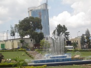A scene from the Heart of Kigali