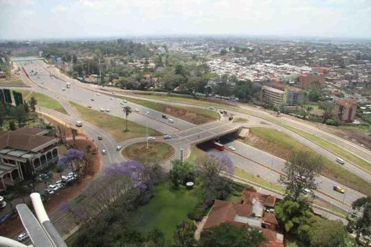 New Thika Superhighway